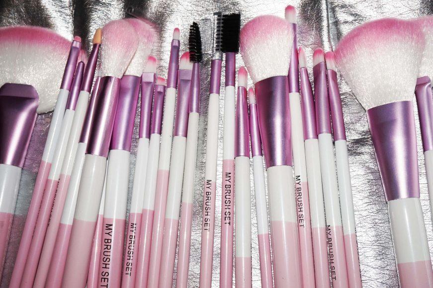 My Makeup Brush Set